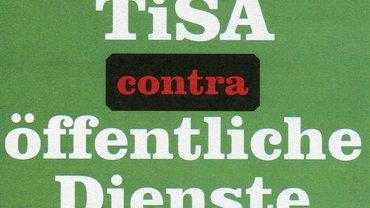 TiSA contra öffentliche Dienste