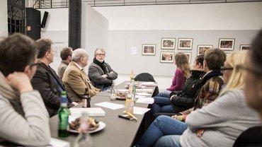 Erstes Treffen bei der dju Leine/Weser