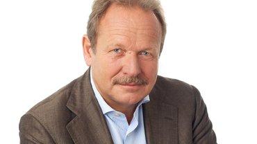 Portrait Frank Bsirske, ver.di-Vorsitzender