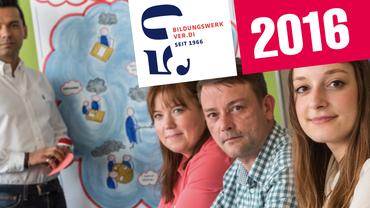 Bildungsprogramm 2016 des Landesbezirk Niedersachsen-Bremen