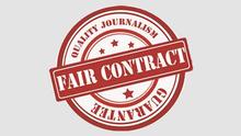 Kampagne Faire Verträge, Freie Journalisten