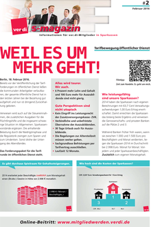 S-Magazin (02/2016)