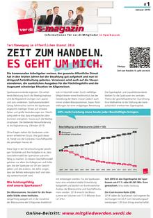 S-Magazin (01/2016)