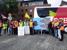 Ameos: Gewerkschaftsspitze in Osnabrück
