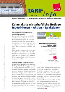 Himmelsthür-Info vom 18.07.2016