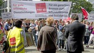 Demo Raumpflegerinnen Immobilien Bremen