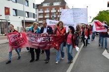 Demonstration und Kundgebung in Bremen am 13.05.2015