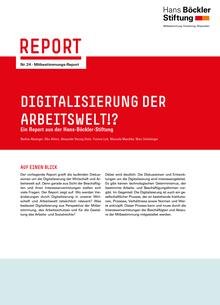 Digitalisierung der Arbeitswelt?!