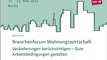 Branchenforum Wohnungswirtschaft 2017