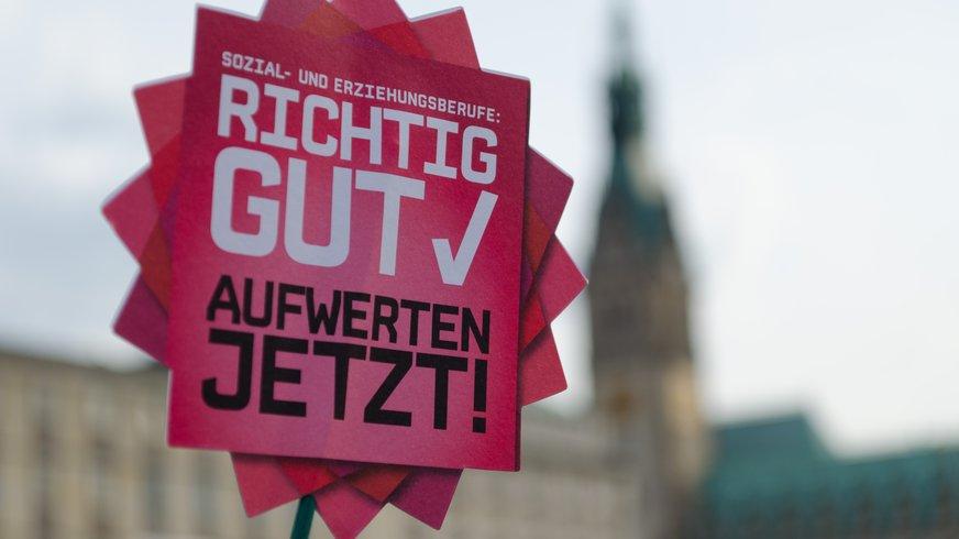 Sozial- und Erziehungsdienst, Hamburg-News 5/2015,