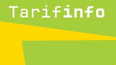 Standardbild Tarifinfo allgemein
