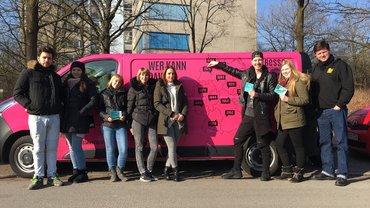 Azubi-Kampagne Friseurhandwerk Start in Bremen