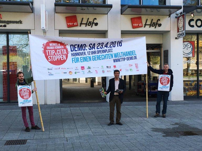 TTIP, Ceta, Freihandelsabkommen