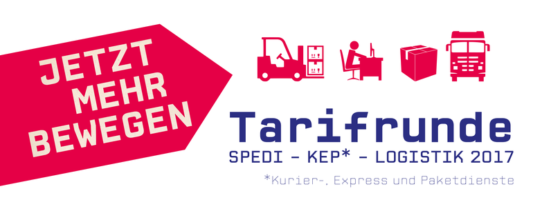 Tarifrunde Speditionen, KEP und Logistik 2017