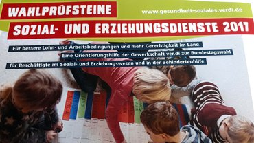 Wahlprüfsteine Sozial- und Erziehungsdienste 2017
