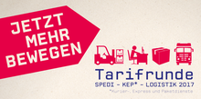 Tarifrunde Spedition-KEP-Logistik 2017
