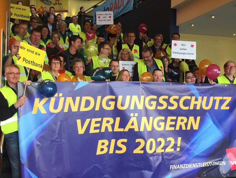 Kündigungsschutz bis 2022