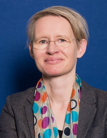Sonja Brüggemeier, stellv. Landesleiterin