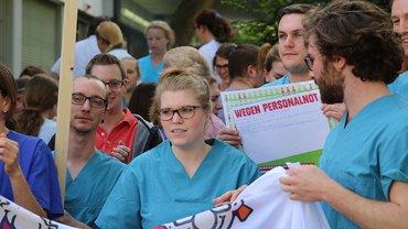 Tag der Pflegenden 2017 in Koblenz