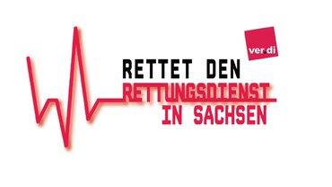 Rettet den Rettungsdienst in Sachsen