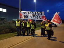 Streik bei CDTI Solution GmbH in Nörten-Hardenberg