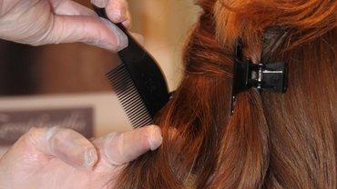 Friseurhandwerk