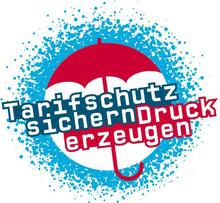 Logo Druckindustrie