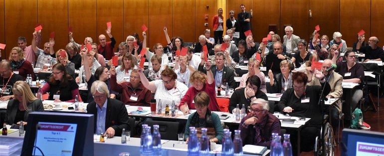 ver.di-Bezirkskonferenz Region Süd-Ost-Niedersachsen