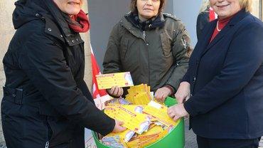 "Postkartenaktion: ""Nein zur Pflegekammer"""