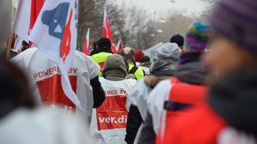 Tarifrunde ÖD der Länder 2019: Kundgebung am 24.01.2019 in Hannover