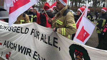 Kundgebung am 11.03.2019 in Cuxhaven