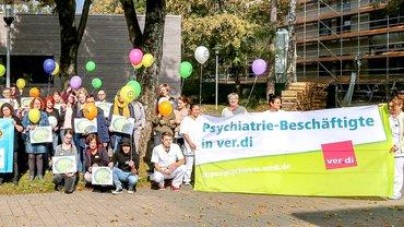 drei.68, Gesundheit Soziale Dienste Wohlfahrt und Kirchen (ver.di), PsychPVplus, Psychiatrie,