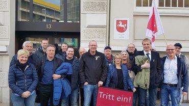 BR-Vorsitzender Lemförder Logistik gekündigt!