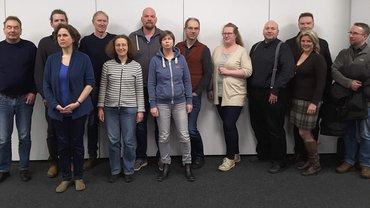 Betriebsräteseminar Musikschulen am 9. März 2019 in Hannover