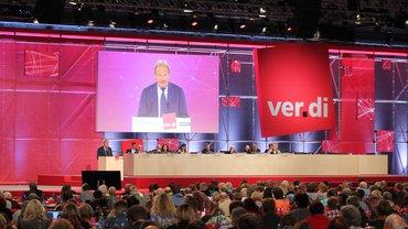 Tag 02: Der Bundeskongress geht los