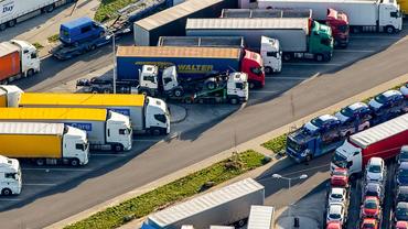 bewegen (01/2020): Magazin des Fachbereich Postdienste, Speditionen und Logistik