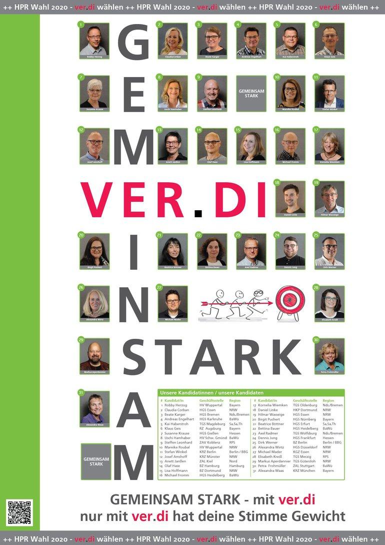 Barmer-Kandidat*innen zur HPR-Wahl bundesweit