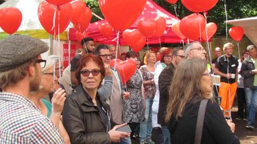 Ameos-Tarifkonflikt: Streikende der Herzen