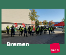 Warnstreik TÜV Nord & GRS