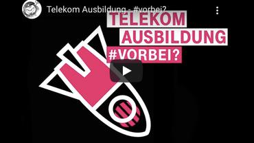 Telekom-Ausbildung: #Vorbei?
