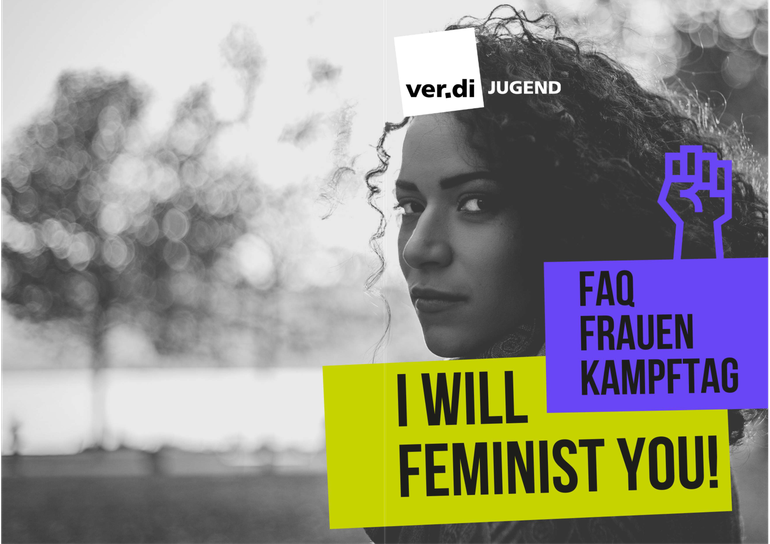 I will feminist you!