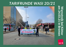 Warnstreik WaSi 24.03.2021