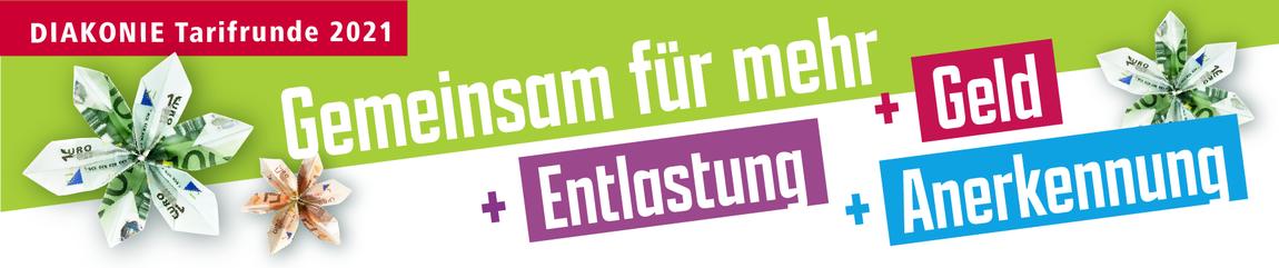 Tarifrunde Diakonie Niedersachsen 2021