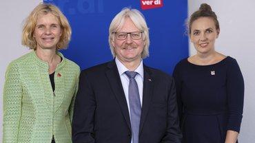 Landesleitung von ver.di Niedersachsen-Bremen