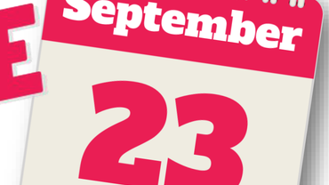 Save the Date - 23.09.2021